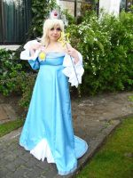 Rosalina Cosplay by neko-rulz