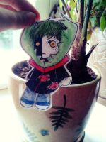 / Zetsu paperchild / by pokeketter