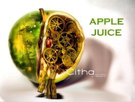Apple Juice by Citha