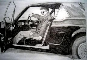Bro and Car by mar-design