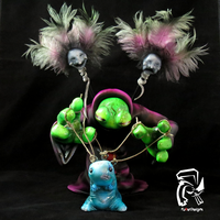 The Puppeteer by FullerDesigns