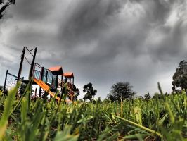 Storming playgrounds by Weatbix