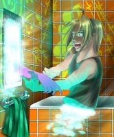 Edward Elric Ghost? by Paradiss2009