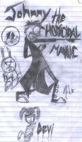 Johnny The Homicidal Maniac 1 by neo-the-foxycoon