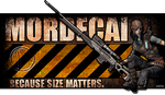 Borderlands - Mordecai by H0RSEH0GGLER