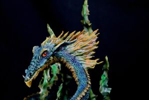 Rackham Sea Serpent Dragon 2 by RavendarkCreations