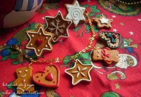 Gingerbread Special Set by Nika-N