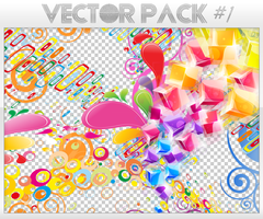 [COLLECT] VECTOR PACK #1 by EliKwon