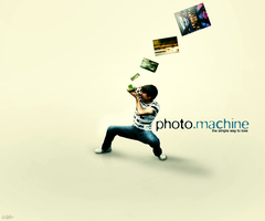 Photo Machine by guw