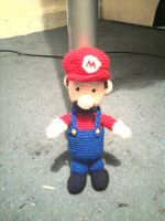 Mario by cted5692