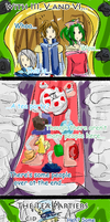 DISSIDIALAND - Tea Party by himichu