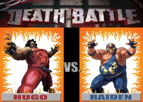 Death Battle Fight Idea 18 by Death-Driver-5000