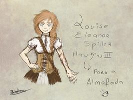 Louise by Ailda