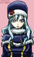Juvia new stile! by Reikma