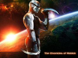 The Chronicles Of Riddick by scream2007