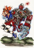 Gaige by PeaceMakerSama