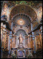 La Catedral de Lima 3 -Madonna by Dominion-Photography