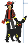 Pokemon Trainer Jake by Gizmologist