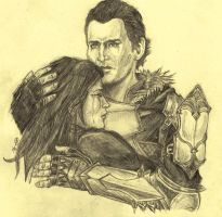 "Dragon Age II: ""Comfort"" by dragonheart"
