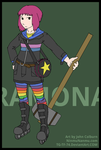 Ramona by JohnColburn