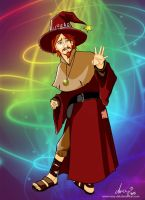 Rincewind by mary-dab