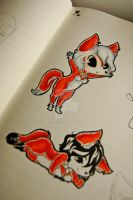 Foxy lady by YukiPrincess