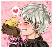 APH: True Love by mino-the-cat