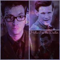 Hello , I'm the Doctor by Laurenthebumblebee