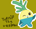 Turnip The Vegimal by Cartoonfangirl4