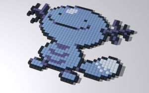 Wooper by 8-bit-Anon