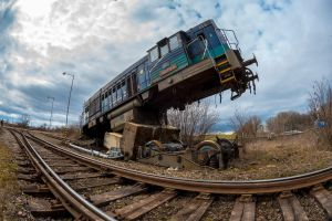 Crazy Locomotive by kubascik