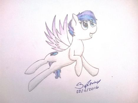 Art trade: Harbolt by SupZonicx