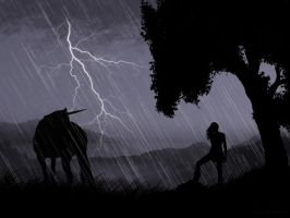 Caught in the Storm by v-k-s