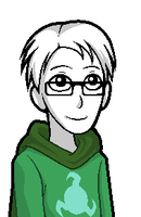 :: ANIMATED Talksprite commission 2 :: by Tigerman-exe