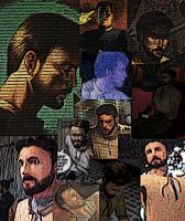 Collage of Kyle Katarn by LadyIlona1984