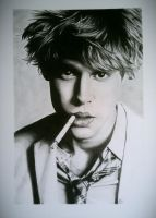 Chord Overstreet drawing done! by DarcArtDK