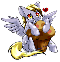 Muffin Glee by JavaLeen