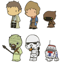 Lil' Tatooine by toadcroaker