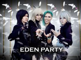 Eden Party Perfomance by palecardinal