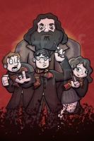 Harry Potter by joshisterrific