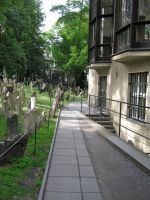 the old jewish cemetery 17 by Meltys-stock