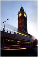 The Big Ben by p0m