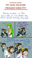 Pranks by MightyBiteySnake