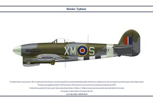 Typhoon GB 182 Sqn 1 by WS-Clave