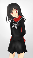 Ayano by CeloTheImpossible