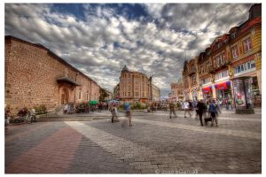 Plovdiv by eDamak