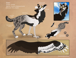 Eden's Official Reference Sheet by Aeyote