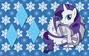 Winter Rarity WP by AliceHumanSacrifice0