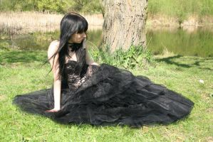 ....gothic stock XIII.... by Black-Ofelia-Stock