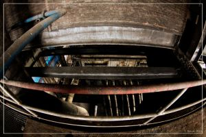 Down, the boiler by 0-Photocyte